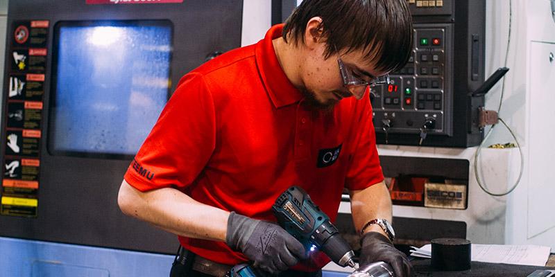Jameshaft-Careers-CNC-Operator